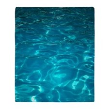Pool Throw Blanket