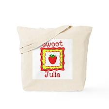 Sweet Julia Tote Bag