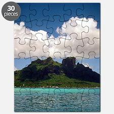 Bora Bora Puzzle