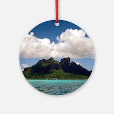 Bora Bora Round Ornament