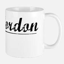 Fort Gordon, Vintage Mug