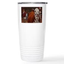 Heifer Class - Hereford Travel Mug
