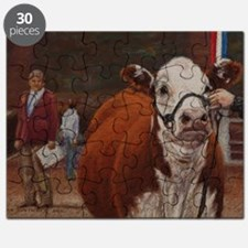 Heifer Class - Hereford Puzzle