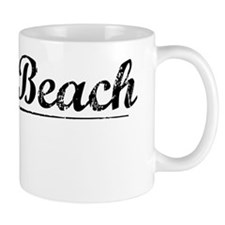 Folly Beach, Vintage Mug