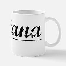 Fontana, Vintage Mug