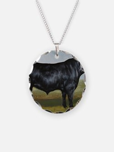 Black Angus Necklace