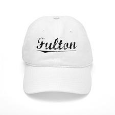 Fulton, Vintage Baseball Cap