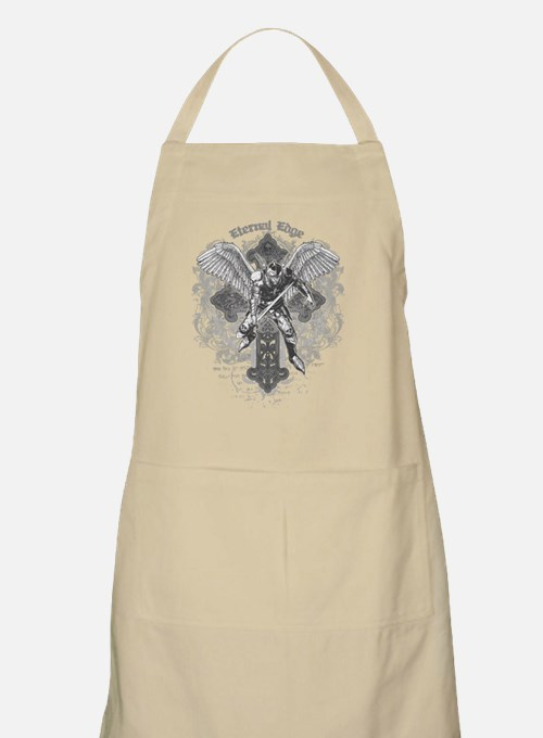 Eternal Edge-War Angel Apron