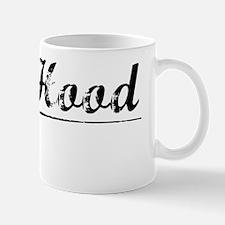 Fort Hood, Vintage Mug