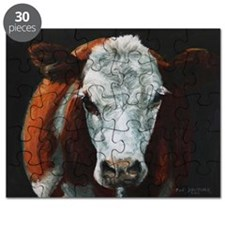 Hereford Cattle Puzzle