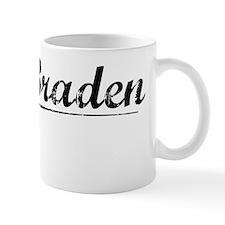 Fort Braden, Vintage Mug