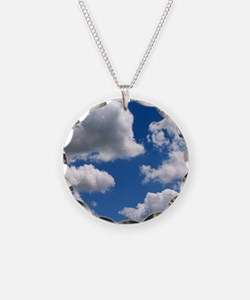 Puffy Clouds Necklace