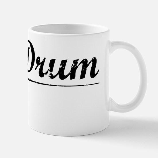 Fort Drum, Vintage Mug