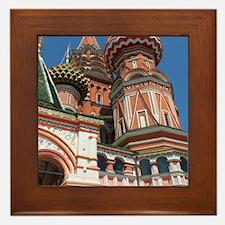 St. Vassily Blajeny Framed Tile