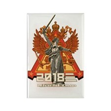 World Cup 2018-Eternal Victory 2 Rectangle Magnet
