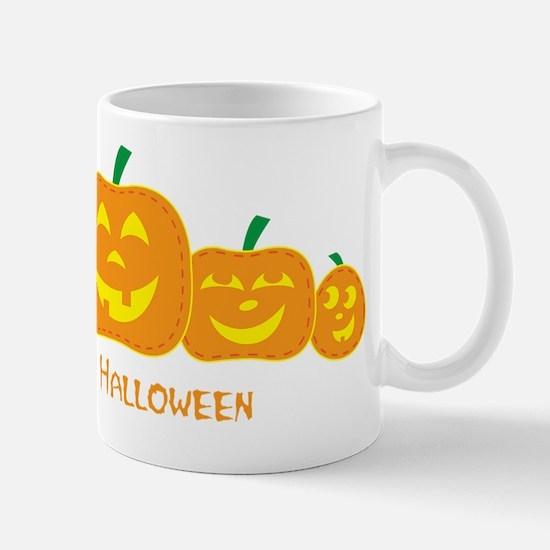 Happy Pumpkins Mug