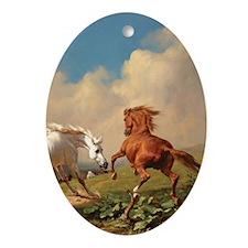 hbas_clipboard Oval Ornament