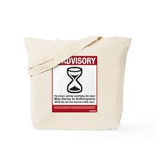 Advisory Tote Bag