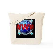 World wide web Tote Bag