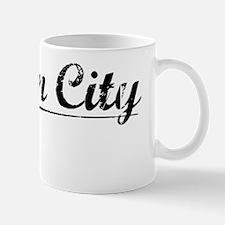 Garden City, Vintage Mug