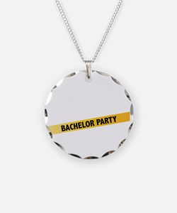 Bachelor Party Girls Police  Necklace