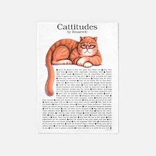 Cattitudes 23x35 5'x7'Area Rug