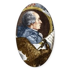 Jacques Charles, French balloonist Decal