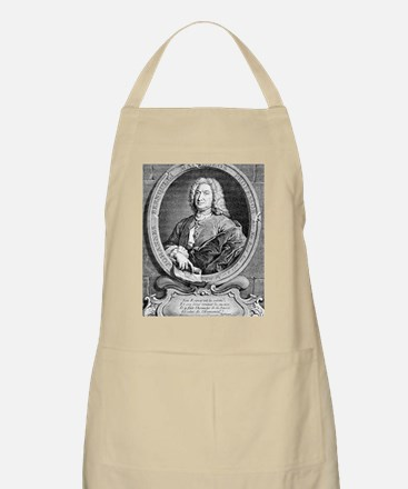 Jean Bernoulli, Swiss mathematician Apron