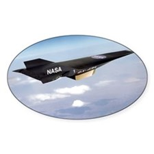 X-43A aircraft Stickers