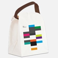 Solarstone 'Pure' Cover Art Canvas Lunch Bag