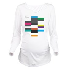 Solarstone 'Pure' Co Long Sleeve Maternity T-Shirt