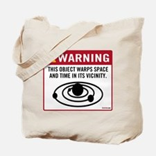 object warps space and time in its vicinity Tote B