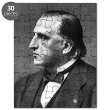Jean-Martin Charcot, French neurologist Puzzle