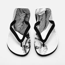 Jean D'Alembert, French mathematician Flip Flops