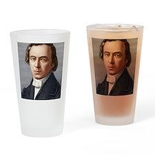 Jean Dumas, French chemist Drinking Glass