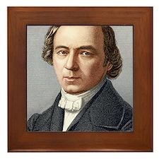 Jean Dumas, French chemist Framed Tile
