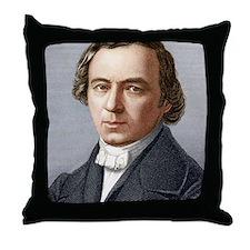 Jean Dumas, French chemist Throw Pillow