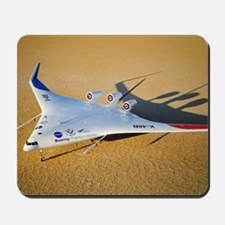 X-48B Blended Wing Body aircraft model Mousepad