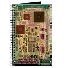X-ray of sound card Journal