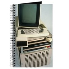 Xerox Alto computer Journal