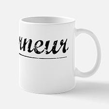 Gouverneur, Vintage Mug