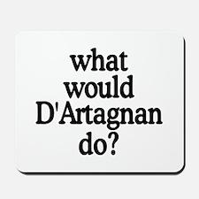 D'Artagnan Mousepad