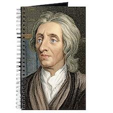 John Locke, English philosopher Journal