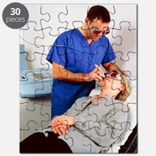 Laser skin treatment Puzzle