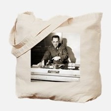 John Stapp, US aviation researcher Tote Bag