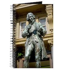 Joseph Priestley, British chemist Journal