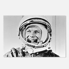 Yuri Gagarin Postcards (Package of 8)