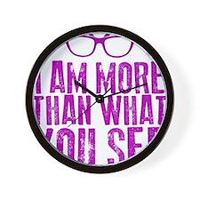 I am more Wall Clock