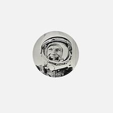 Yuri Gagarin Mini Button
