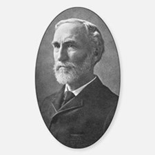 Josiah Willard Gibbs, US mathematic Decal